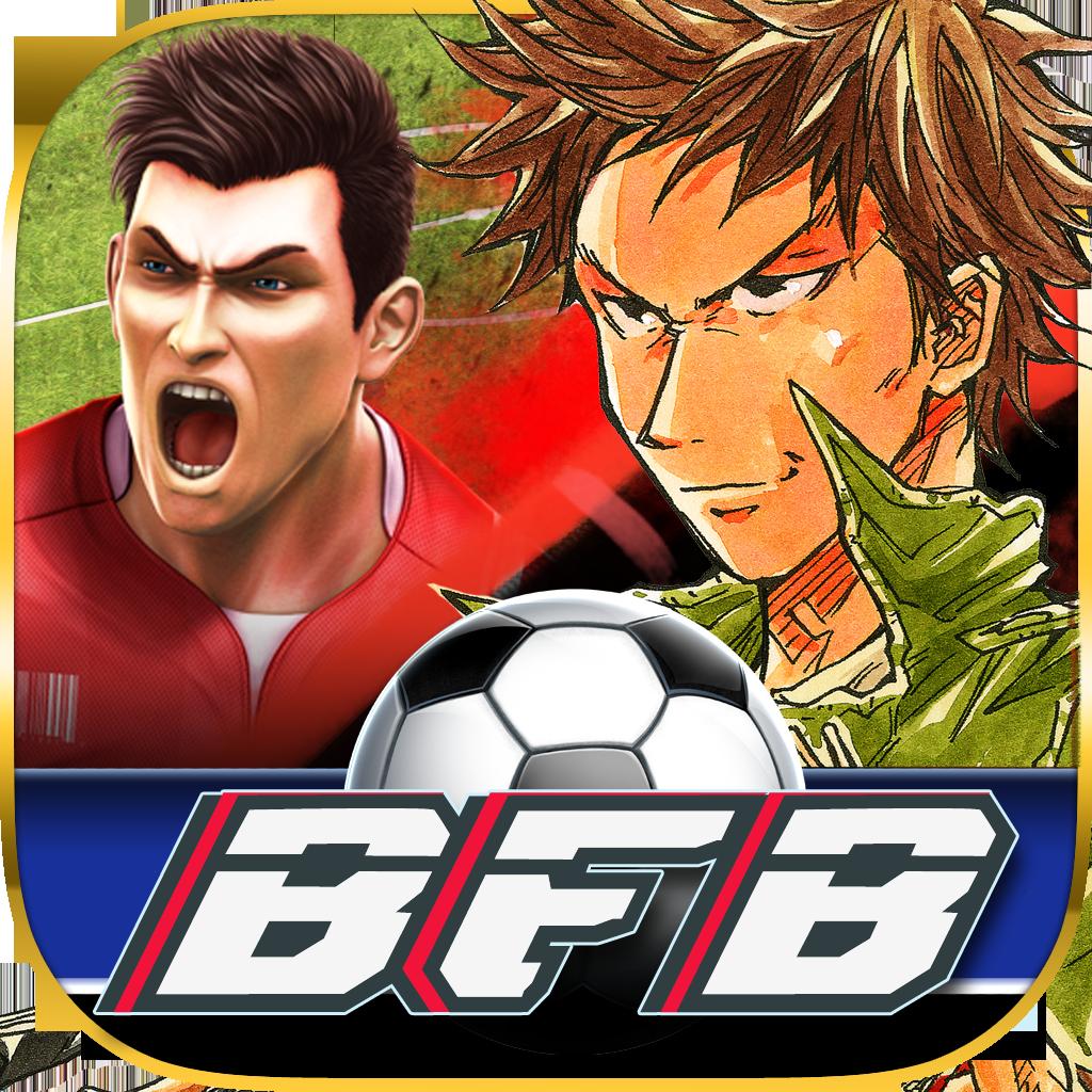 サッカー【BARCODE FOOTBALLER】無料サッカーゲーム_BFB